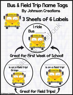 photo regarding Printable School Bus Rules titled Faculty Bus Patterns Chart - Otvod