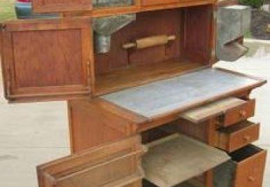 Antique Hoosier Cabinets On Pinterest Hoosier Cabinet