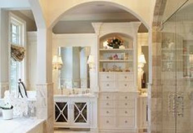 French Country Bathroom Vanities