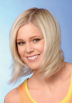 Frisuren Schulterlanges Haar Blond Stufig Zukünftige Projekte
