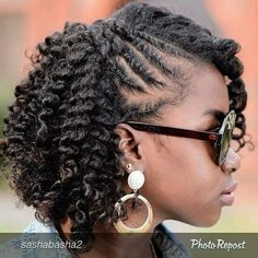 Natural Hair Style HAIR STYLEZ Pinterest Jade Twists And