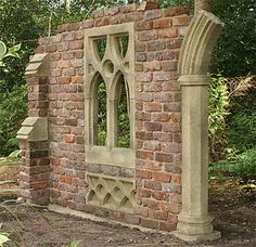 Garden Dreams Cool Website For Getting Your Own Gothic Folly