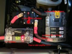 narva dual battery switch wiring diagram hopkins breakaway system blue sea systems st blade fuse block - 12 circuits with negative bus & cover | moto pinterest ...