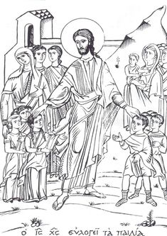 Many Mercies: Life of St. Mary of Egypt Printable for kids