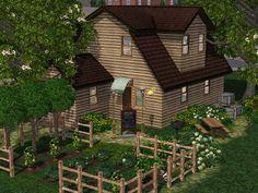 Häuservorstellung Amy´s Häuser Sim Forum Sims3 Häuser