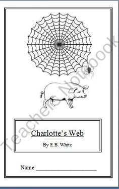 Charlotte's Web Chapter Quizzes for ALL 22 Chapters