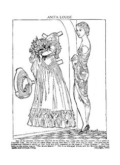1000+ images about Laura Brock Paper Dolls on Pinterest