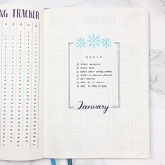 An epic guide to set up your bullet journal for finance
