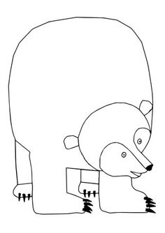 Brown Bear, Brown Bear What do You See? Printables from