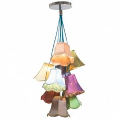 My Granny Would Not Do It This Way But I Love Lamps Pinterest Lighting Lamp Shades And In The Attic