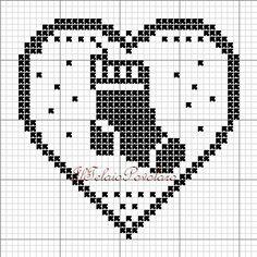 Traditional Bulgarian Motif free cross stitch pattern