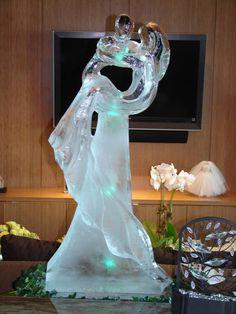 1000 Images About WeddingIce Sculpture On Pinterest