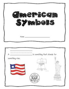 Today in First Grade...: It's All About America! with a