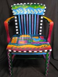 1000+ images about funky handpainted furniture & acces. on ...