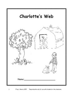 1000+ images about Charlotte's Web on Pinterest