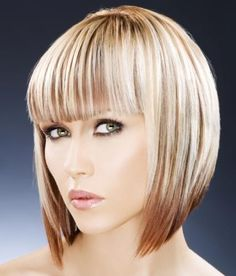 Hairstyle Beautiful Concave Bob Cut By Kenneth Hairstyle