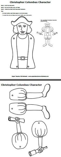 christopher columbus: NEW CHRISTOPHER COLUMBUS KS1