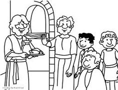 1000+ images about Sunday School Colouring 3 on Pinterest