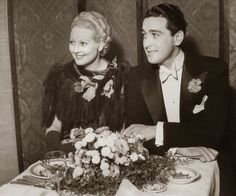 Thelma Todd and husband Pat DiCicco | Weddings | Pinterest