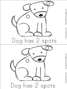 Dog Clip Art: Dachshund Dog (Wiener Dog / Sausage Dog