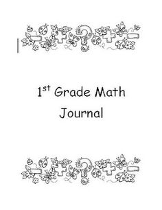 1000+ images about Math Journal Prompts on Pinterest
