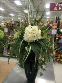 tall floor arrangement | My floral @ work | Pinterest ...
