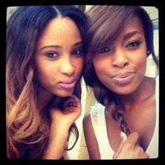 Keitumetse Naomi South African Beauty #black Girl #hair #weaves