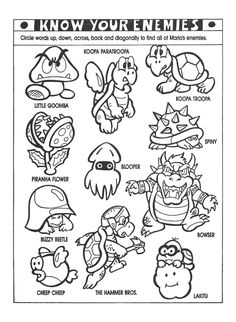 Coloring Page Of Donkey Kong And Diddy Kong In The Jungle