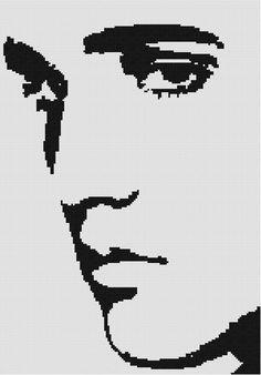 Crochet, Elvis presley and Crochet patterns on Pinterest