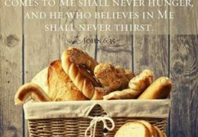I Am The Bread Of Life Whoever Comes To Me