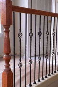 1000+ ideas about Stair Spindles on Pinterest   Cable ...