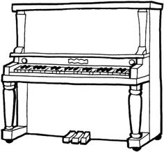 1000+ images about Music Coloring Pages on Pinterest