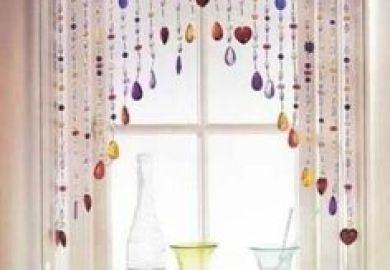 Images About Beaded Curtains On Pinterest Beaded