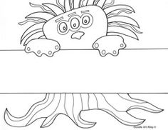 Use these free printable doodle art pages to create a fun