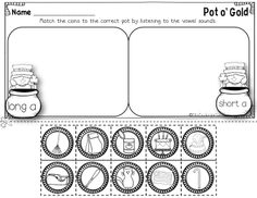 1000+ images about FUNdations in Kindergarten on Pinterest