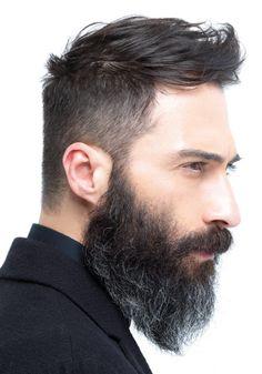 BEARD AND HAIRCUT Men's Fashion Pinterest Barbes