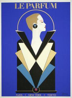 Art Deco e Perfumaria (1/6)