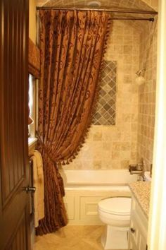 Custom Shower Curtain And Cornice Camille Blais Blais Blais