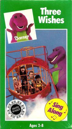 Barney & The Backyard Gang The Backyard Show Vhs Books