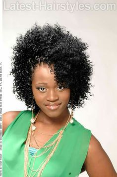 Jheri Curl Hairstyles For Women Short Jheri Curl Bobs For Women