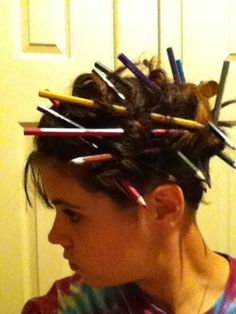 Halloween Amp Crazy Hair Day Ideas On Pinterest Crazy Hair