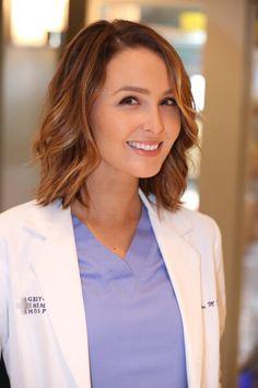 Grey's Anatomy Recap Unhappy Meal Seasons Her Hair And Recap
