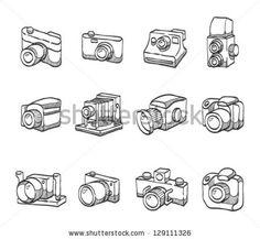 1000+ images about Desenhos de cameras on Pinterest