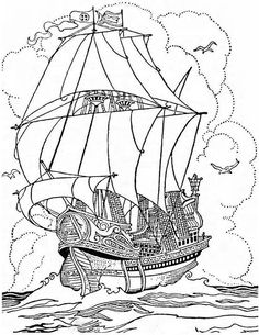 1000+ ideas about Pirate Ship Craft on Pinterest