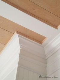 Ceiling Panels: How to Install a Beam and Panel Ceiling ...