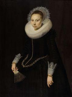 Portret van Maria Ov