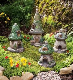 Garden Fairies Figurines Jardín Pinterest Gardens Fairies