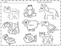 Learning Colors Worksheets for Preschoolers Color Orange