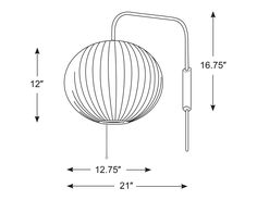 1000+ images about Bubble Lamps--George Nelson on