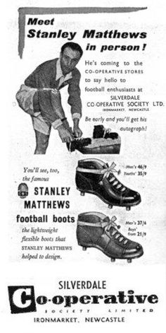 1000+ images about {Advertising} Vintage Football Boot Ads